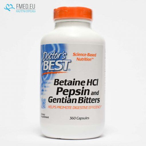 Dr best betaine HCL