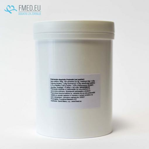 prebiotik cel spekter vlaknine