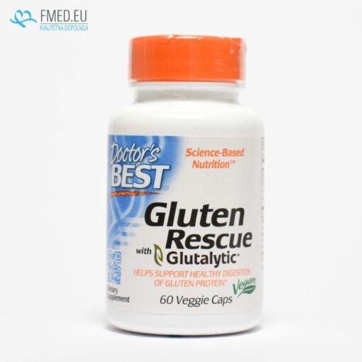 encimi za prebavo glutena