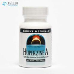 Huperzine A, Nootropic, brain, concentration