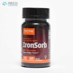 iron sorb, naravno železo, hemoglobin, anemija