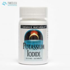 thyroid, iodine, potassium iodide