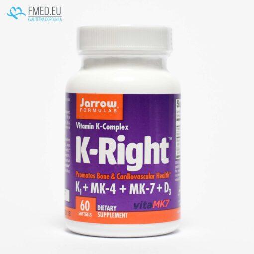 vitamin k mk4 + mk7 + D