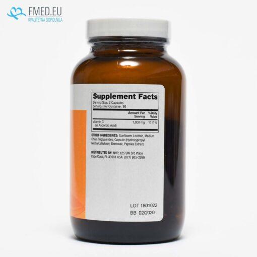 vitamin c, liposomski c