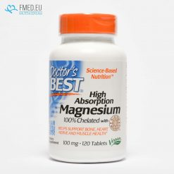 magnesium chelate lysinate glycinate