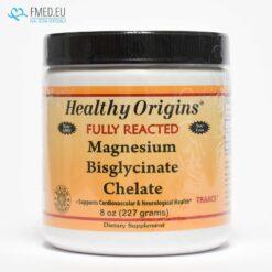 Magnezijev glicinat kelat v prahu