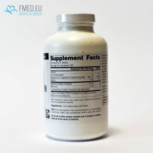 magnesium malate 360