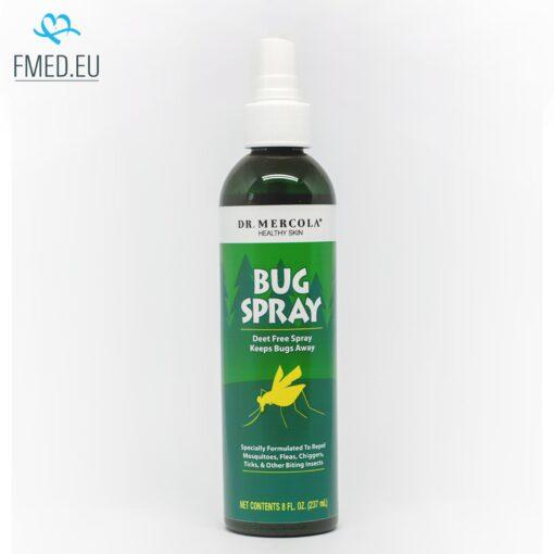 dr mercola naravni sprej proti komarjem in mrčesu