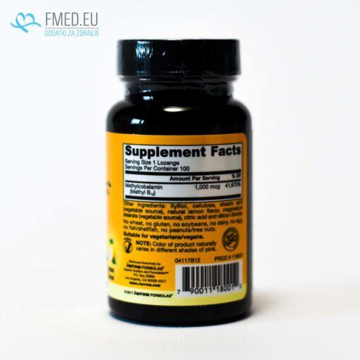 methyl cobalamin b12