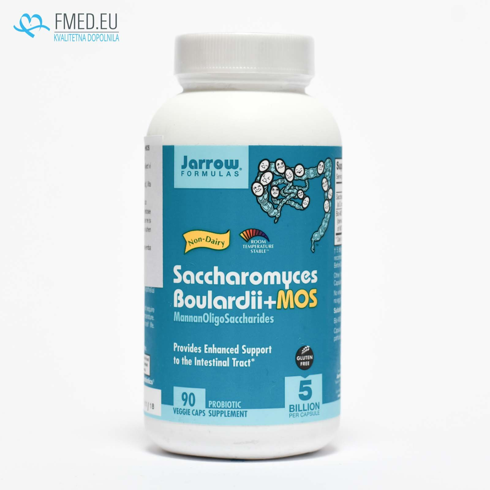 saccharomyces boulardii sverige