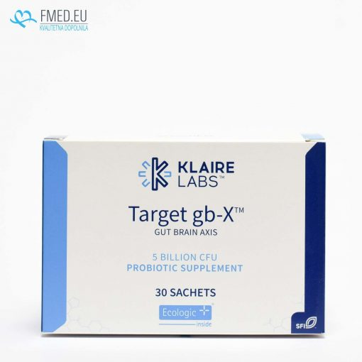 target gb-x črevesje-možgani