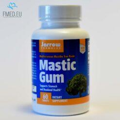 matika, mastic gum refluks
