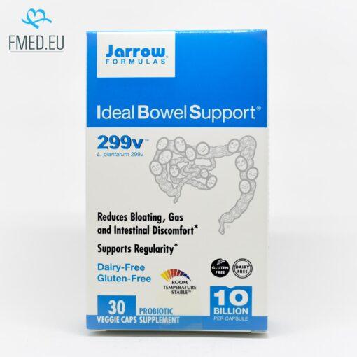 probiotiki L plantraum sibo metan ideal bowel