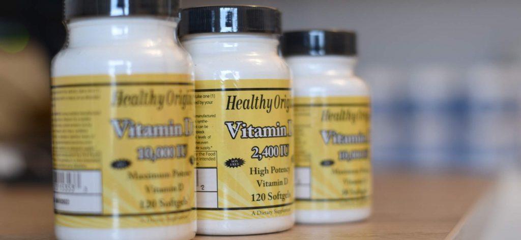 študija o vitaminu D